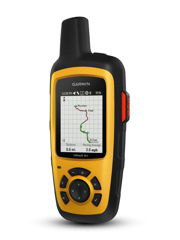 Garmin inReach_SE+ Satellite Communicator