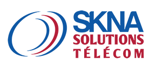 SKNA Solutions Telecom Logo